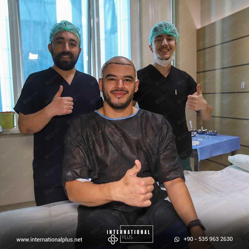hair transplant in turkey 4