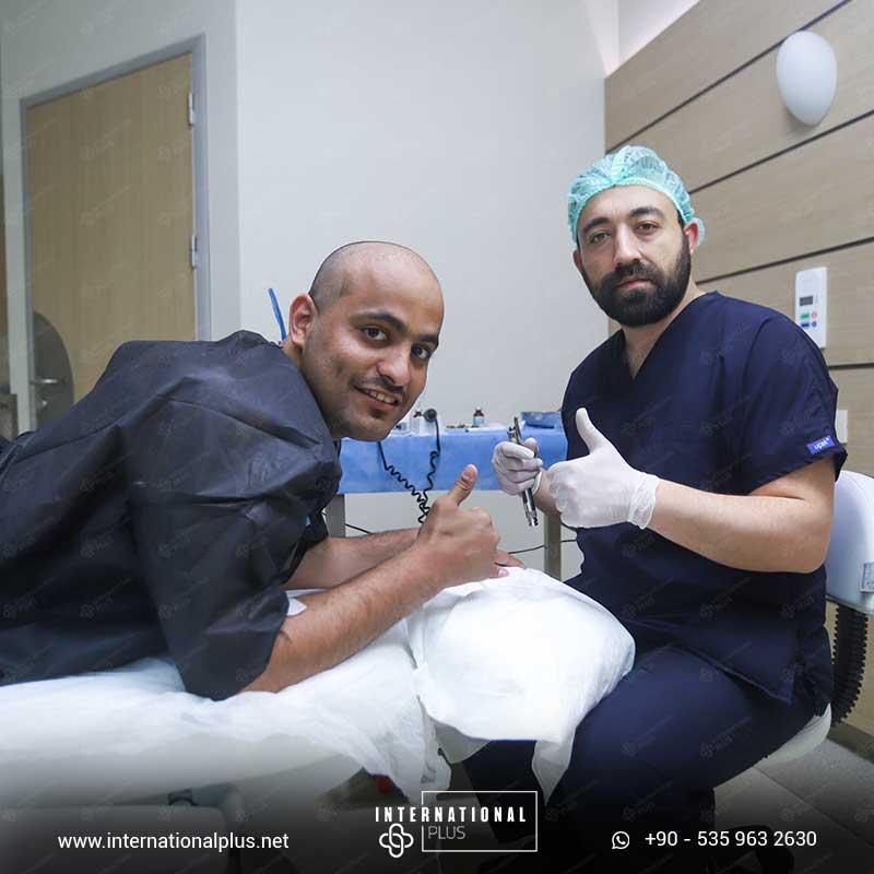 hair transplant in turkey 7